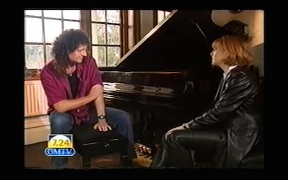 フレディのピアノについて