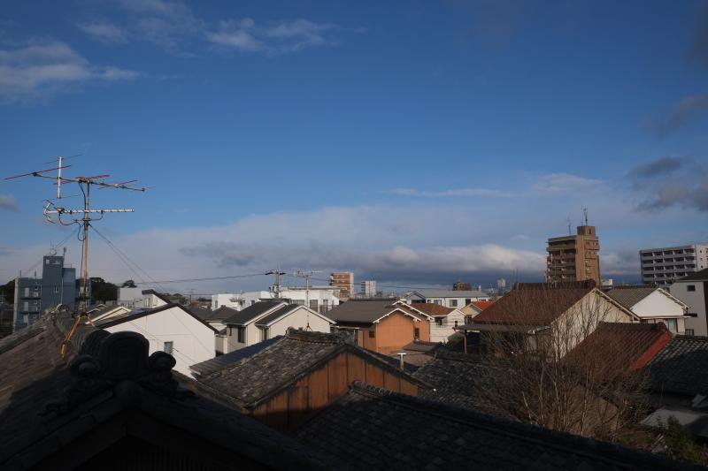 窓から見る景色
