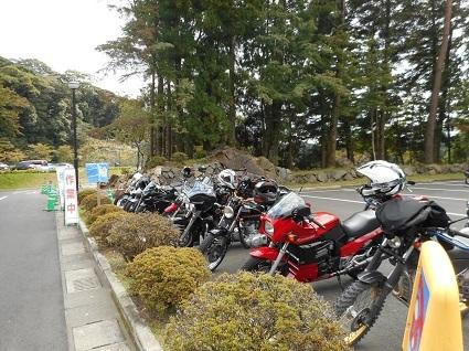 神宮 バイク