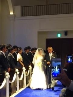 まみ結婚式