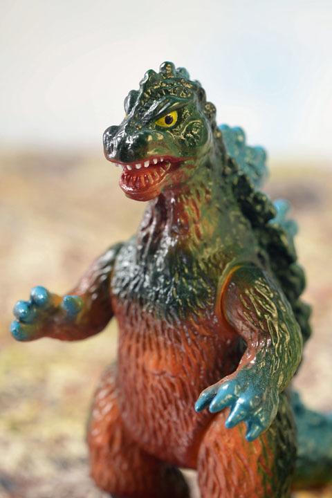 怪獣王ゴジラ02