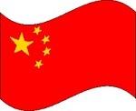 2020年2月会報中国国旗1