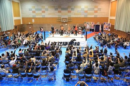 11月16日(土)長崎県佐世保市大会『佐世保を元気にするバイ!』試合結果