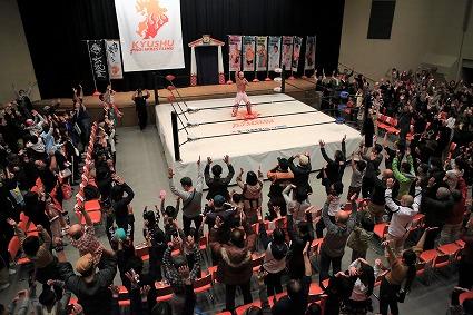 12月1日(日)長崎県長崎市大会『長崎を元気にするバイ!』試合結果