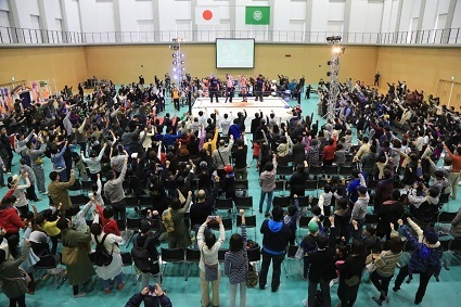 2020年3月15日(日)福岡県春日市大会  『春日ば元気にするバイ!』の開催が決定