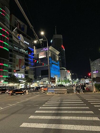 夜の東大門
