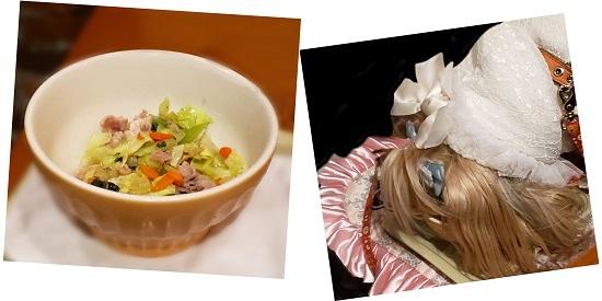 blos2019年12月30日からの正月旅行-2019年12月30日⑦夕食を待つりれら (2)