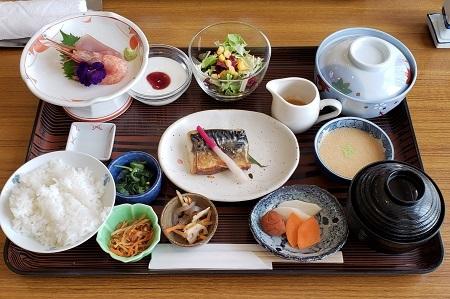 2019年12月30日からの正月旅行-2020年01月04日①箱根ルチア 朝食 (2) - blos