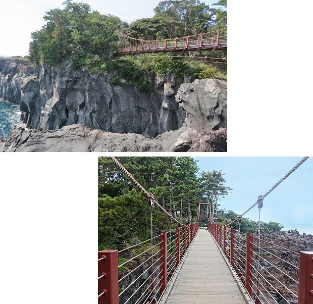 20200220城ヶ崎海岸吊り橋 blos(1)