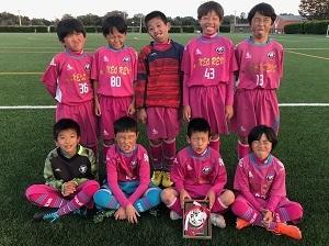 11.4(月祝)栃木青木サッカー場☀️三島FC4招待写真④集合
