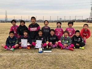 2.15(土)U-12 NR招待miniカップ☀写真④集合