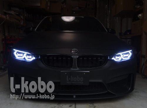 BMWエンジェルリングキット2