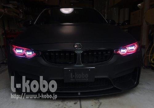 BMWエンジェルリングキット3