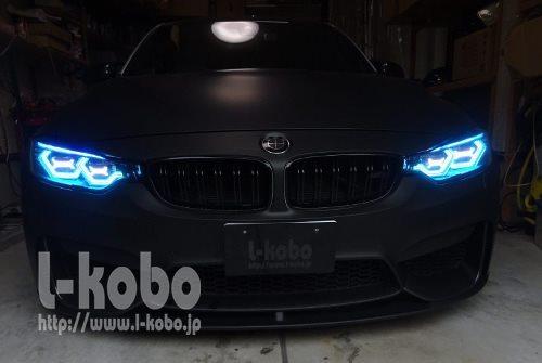 BMWエンジェルリングキット1