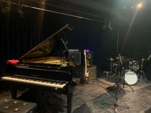 The Future Jazz Quartet vs Trussonic @Lydian20200216①