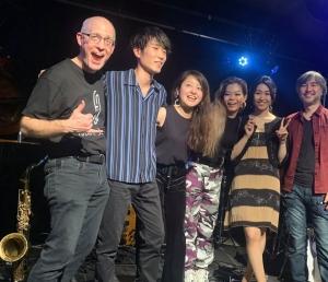 The Future Jazz Quartet vs Trussonic @Lydian20200216⑧