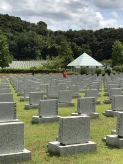 池田記念墓地公園