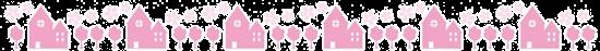 桜のライン透明1