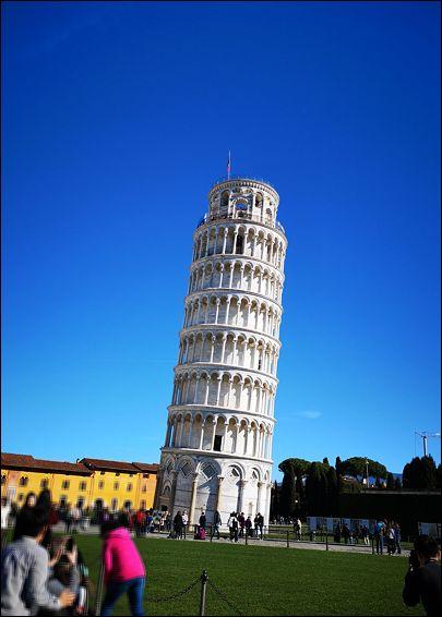 ピサの斜塔4