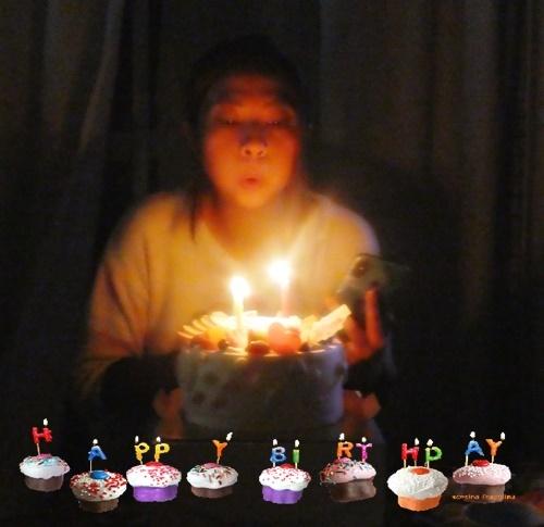 ママのお誕生日