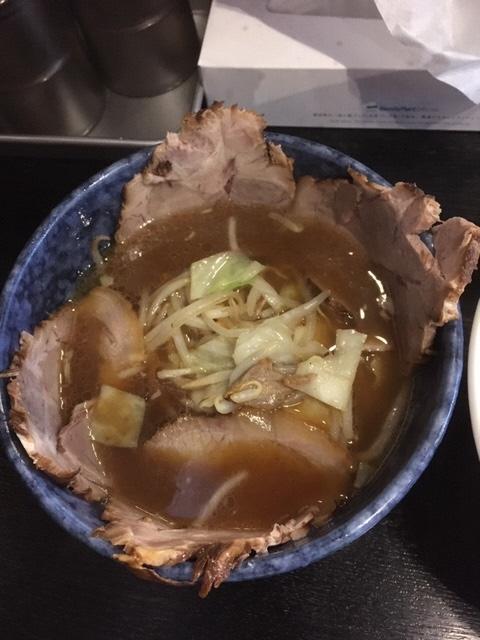 02_大塚大勝軒(もりチャーシュウ野菜(中盛)