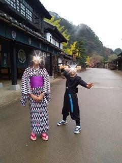 ブログ2 1112江戸村 (1)