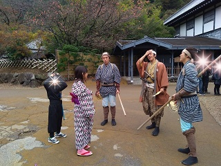 ブログ2 1112江戸村 (4)