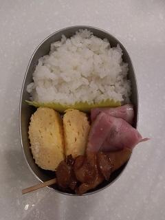 ブログ2 0122お弁当
