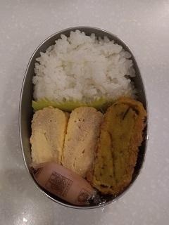 ブログ2 0124お弁当