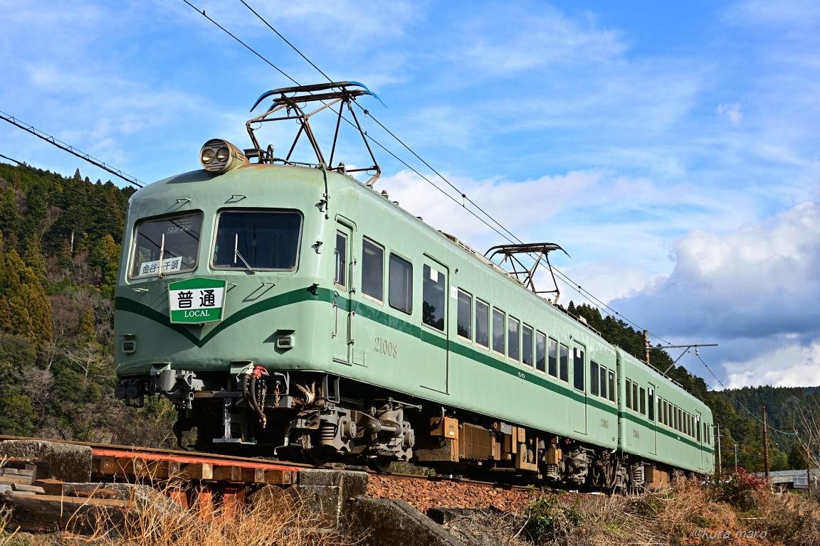 2020.01.10_1210_31 青部 大井川鉄道21000系21003F