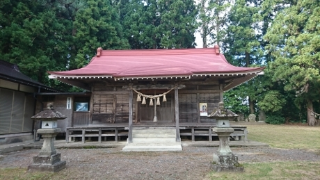Annual festival of Shinmei Shrine