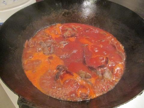 トマトソース1
