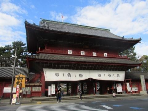増上寺山門2