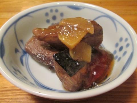 マルソウダの生姜煮3