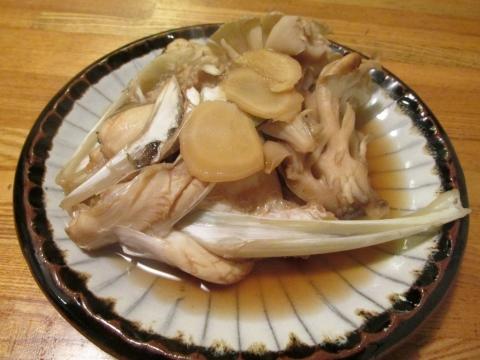 ウマヅラの頭ポン酢煮込み1