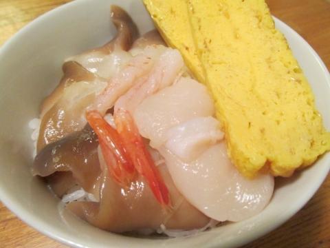 海鮮丼奥方様用1