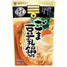 ミツカンごま豆乳鍋つゆ
