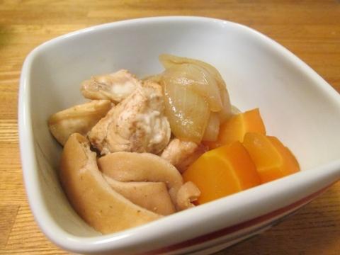 フグのすき煮2