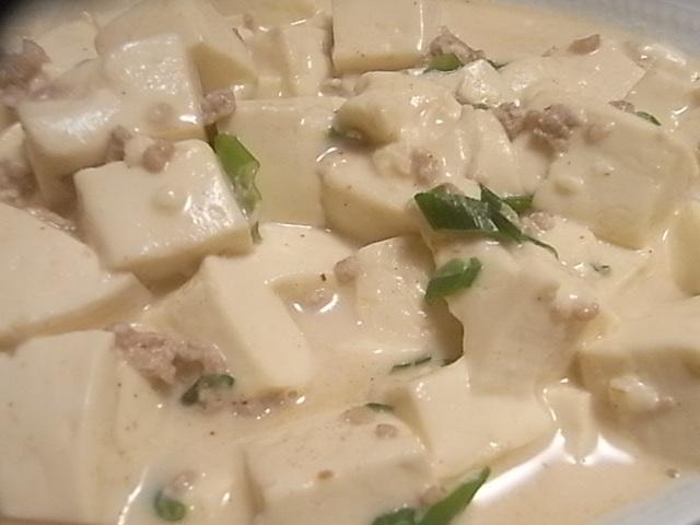 ホワイト豆腐2