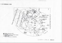 SS20配備地域と射程距離