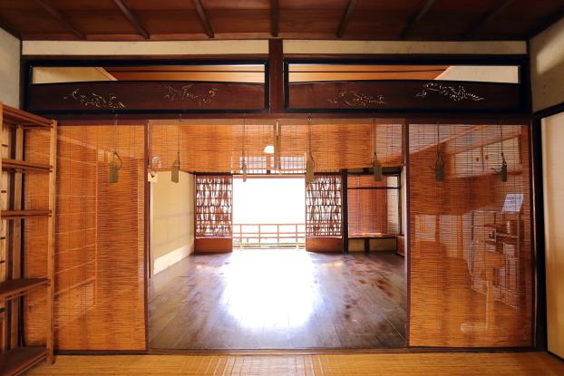 吉田家住宅・2階