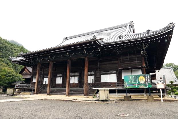 西教寺・本堂