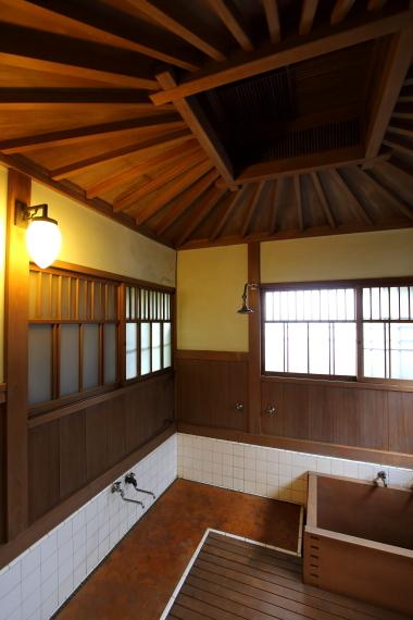 旧遠山家住宅・浴室