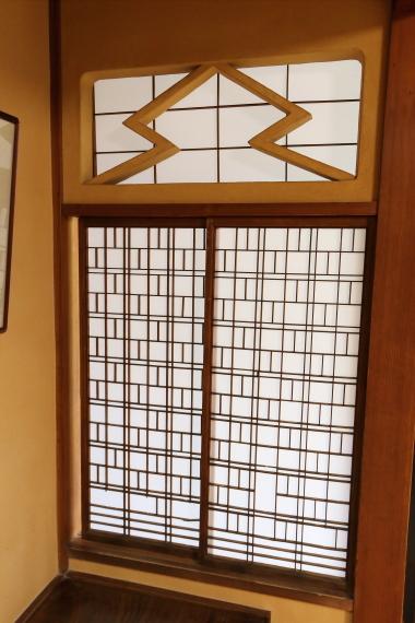 北方文化博物館新潟分館・主屋1階座敷(松風)
