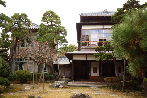 北方文化博物館新潟分館・主屋と洋館