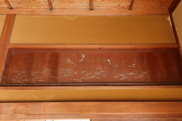 北方文化博物館新潟分館・主屋2階座敷(潮音堂)