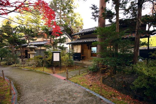 中野邸記念館・二の蔵と三の蔵