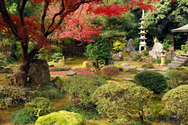 椿寿荘・庭園