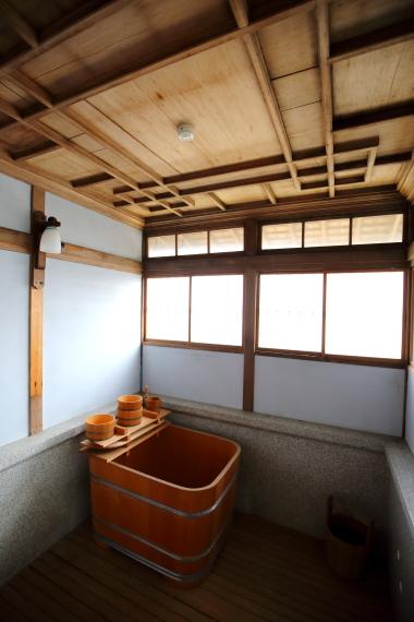 椿寿荘・浴室