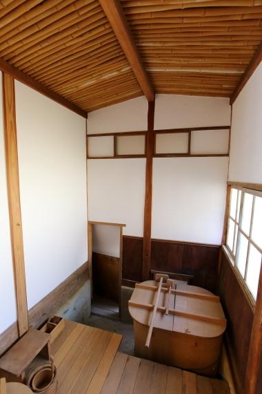 飯塚邸・浴室